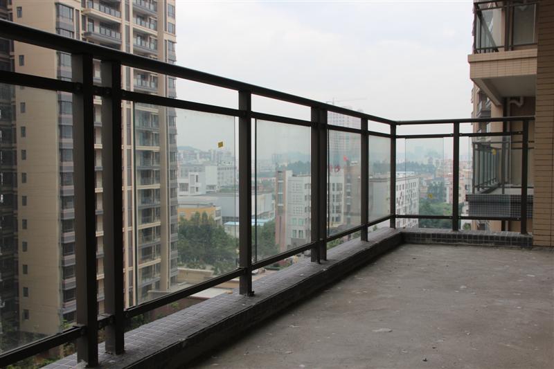 玻璃阳台护栏* sfm--860
